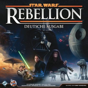 Star Wars Rebellion (Deutsch) – Bild 1
