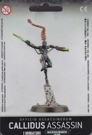 Callidus Assassin Officio Assassinorum [GW WEB EXKLUSIV]