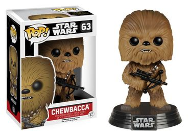Funko POP! Star Wars Chewbacca - Episode VII The Force Awakens #63