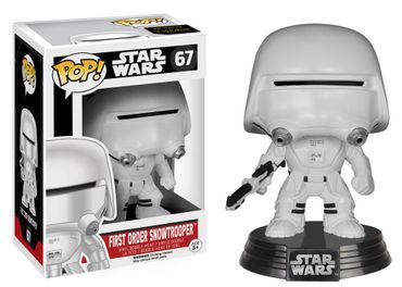 Funko POP! Star Wars First Order Snowtrooper - Episode VII The Force Awakens #67