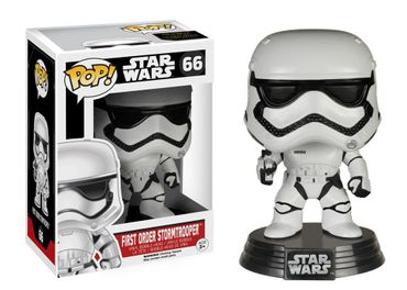 Funko POP! Star Wars First Order Stormtrooper - Episode VII The Force Awakens #66