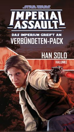 Star Wars Imperial Assault - Han Solo Erweiterung (Deutsch)