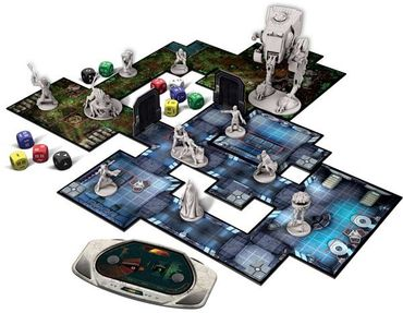 Star Wars Imperial Assault - Das Imperium greift an (Deutsch) – Bild 2