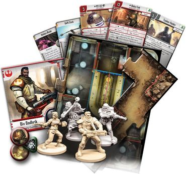Star Wars Imperial Assault - Im Schatten der Zwillingssonnen (Deutsch) – Bild 2
