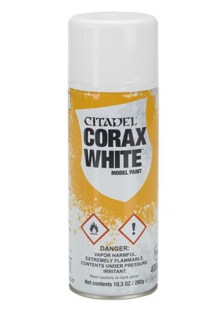 Citadel Corax White Grundierspray 400ml