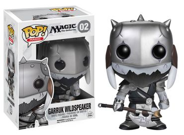 Funko POP! Magic Garruk Wildspeaker Series 1 #02