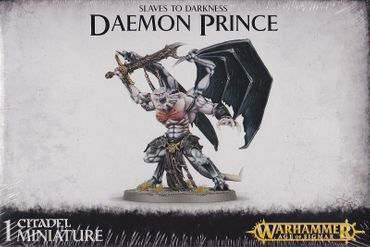 Slaves to Darkness Daemon Prince