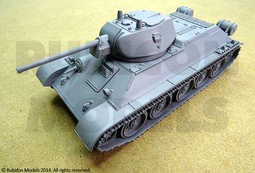 Soviet Medium Tank T-34/76 1/56 (28mm) – Bild 3