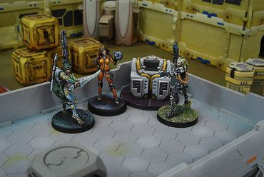 Dire Foes Mission Pack 5: Viral Outbreak (Tohaa vs Combined Army) – Bild 3