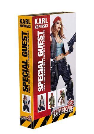 Zombicide Special Guest Box Karl Kopinski