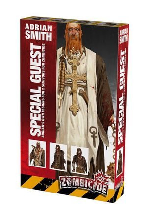 Zombicide Special Guest Box Adrian Smith