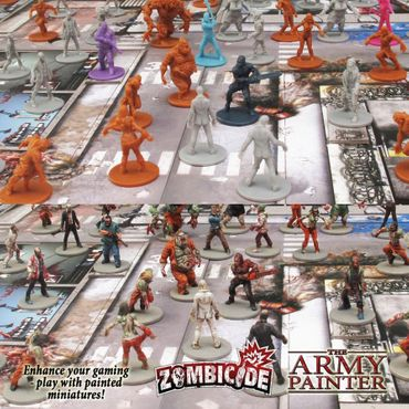 Zombicide Survivor Paint Set – Bild 3