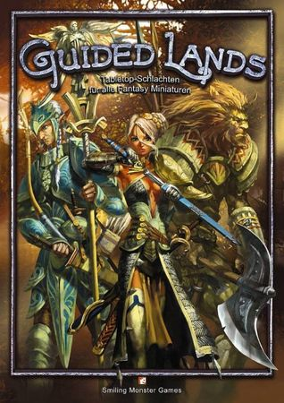 Guided Lands Regelwerk für Tabletop Schlachten (Deutsch) - Limitierte Auflage
