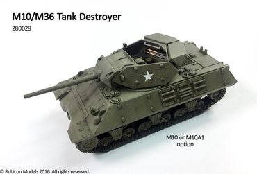 M10 / M36 Tank Destroyer 1/56 (28mm) – Bild 4