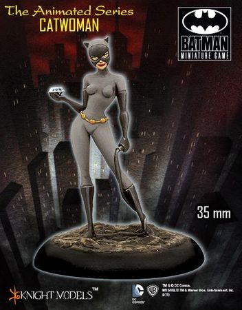 Catwoman (The Animated Series) 35mm – Bild 1