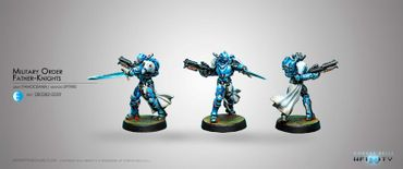 PanOceania Military Order Father-Knight (Spitfire) – Bild 1
