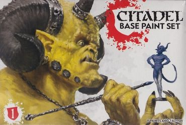 Base Paint Set von Citadel