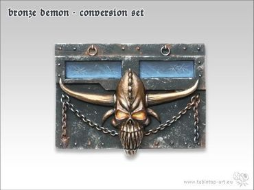 Bronze Demon - Umbau Set (4) – Bild 2