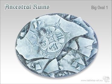 Ancestral Ruins 120mm Big Oval 1 (1) – Bild 3