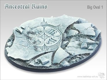 Ancestral Ruins 120mm Big Oval 1 (1) – Bild 2