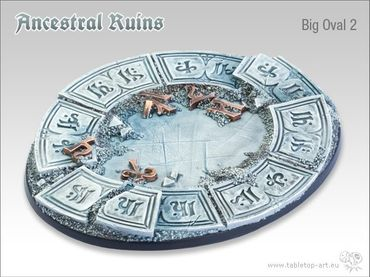 Ancestral Ruins 120mm Big Oval 2 (1) – Bild 1