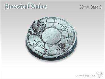 Ancestral Ruins 60mm Rundbase 2 (1) – Bild 2
