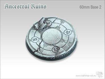 Ancestral Ruins 60mm Rundbase 2 (1) – Bild 1