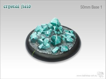 Crystal Field 50mm Rundbase RL 1 (1) – Bild 1