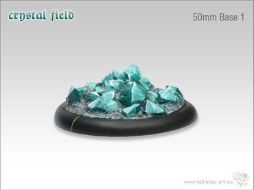 Crystal Field 50mm Rundbase RL 1 (1) – Bild 2