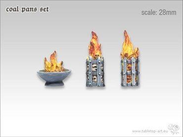Feuerbecken Set 1 (10) – Bild 1