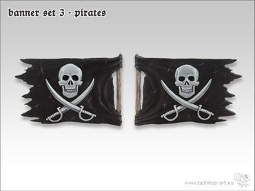 Banner Set 3 Piraten (2) – Bild 3