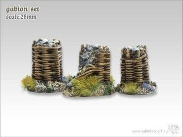 Gabionen Set (3)