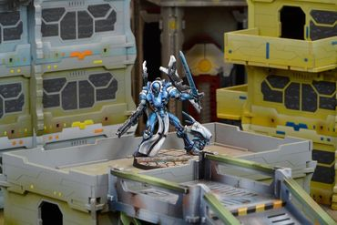 PanOceania Seraphs, Military Order Armored Cavalry – Bild 5