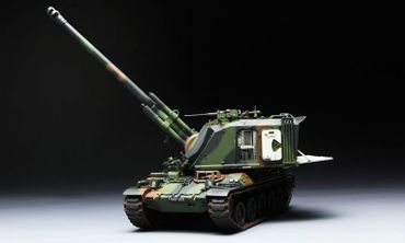 Meng French AUF1 155mm Self-Propelled Howitzer 1/35 – Bild 1