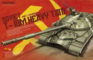 Meng Soviet T-10m Heavy Tank 1/35