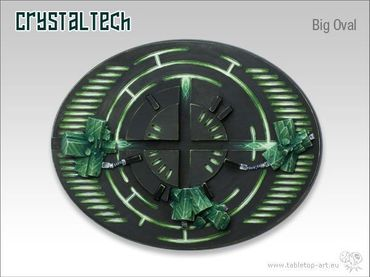 Crystal Tech Big Oval Flugbase (1) – Bild 2