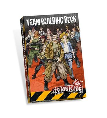 Zombicide Team Building Deck (Deutsch)