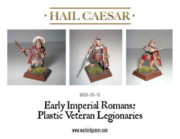 Early Imperial Roman Veterans 28mm – Bild 2