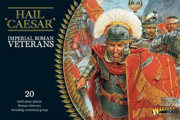 Early Imperial Roman Veterans 28mm