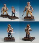 Pirat und Cuchillo Set 1 001