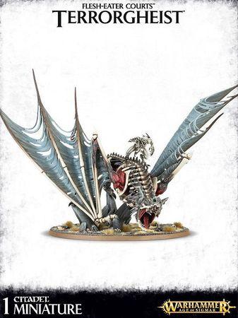 Flesh Eater Courts Terrorgheist / Zombie Dragon / Vampire Lord [GW WEB EXKLUSIV]