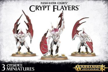 Flesh Eater Crypt Flayers / Crypt Horrors / Vargheists