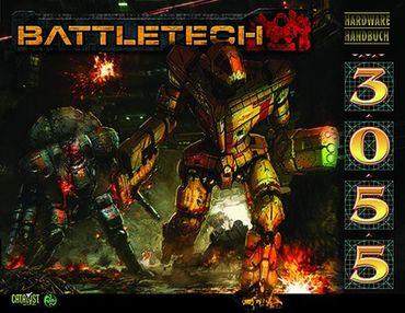BattleTech Hardware Handbuch 3055 (Deutsch)