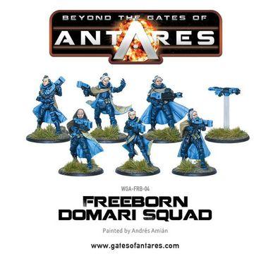 Freeborn Household Squad Domari – Bild 2