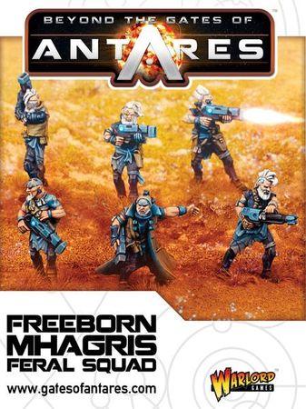 Freeborn Mhagris Feral Squad – Bild 1