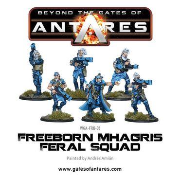 Freeborn Mhagris Feral Squad – Bild 2