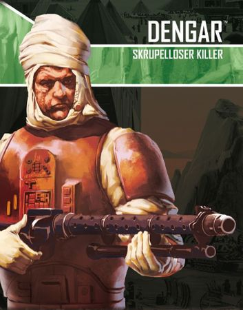 Star Wars Imperial Assault - Dengar Erweiterung (Deutsch)