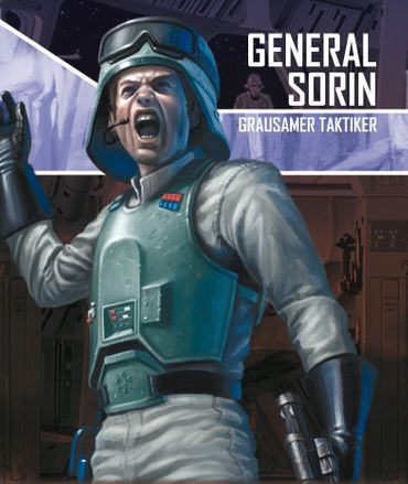 Star Wars Imperial Assault - General Sorin Erweiterung (Deutsch)