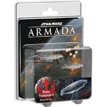 Star Wars Armada Rebellentransporter Erweiterung (Deutsch) – Bild 1