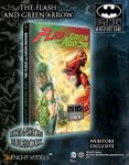 BMG The Flash and the Arrow Expansion Rulebook Alternate Cover (Englisch) + Black Flash 001